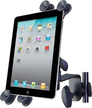 Profile PTH100 Adjustable Tablet and Phone Holder for Mic stands and Instrument Stands pth-100 Product Image 2