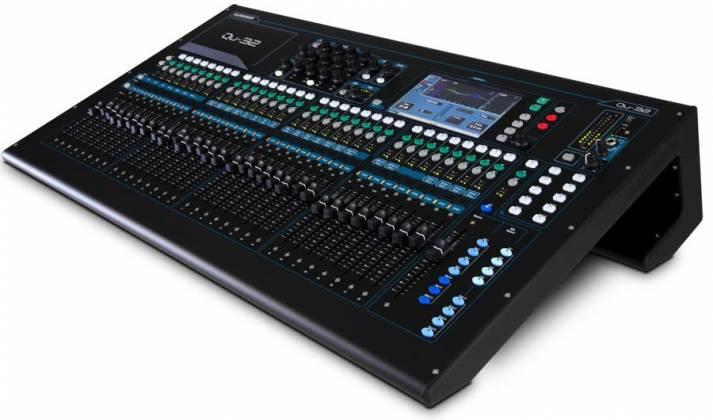 Allen & Heath QU-32 Digital Mixer with Responsive Touchscreen qu-32 Product Image 2