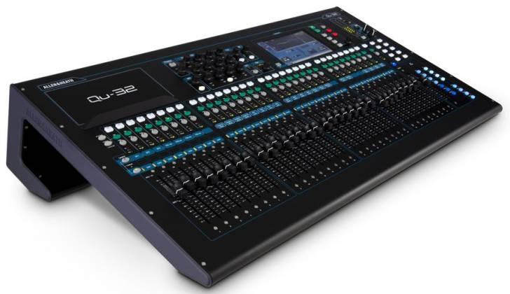 Allen & Heath QU-32 Digital Mixer with Responsive Touchscreen qu-32 Product Image 3