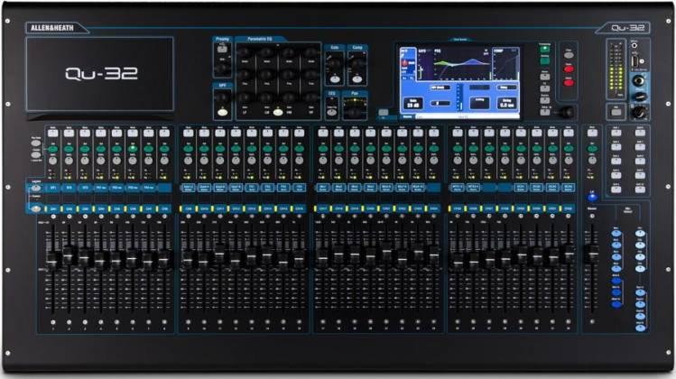 Allen & Heath QU-32 Digital Mixer with Responsive Touchscreen qu-32 Product Image 5