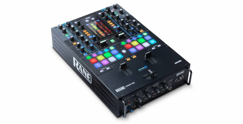Rane DJ SEVENTYTWO Battle-Ready 2-channel DJ Mixer with Touchscreen and Serato DJ  Product Image 2