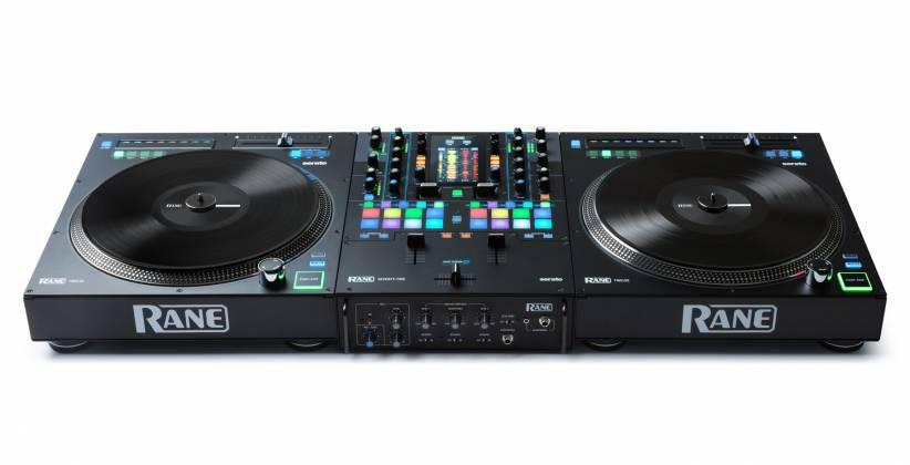 "Rane DJ TWELVE DJ MIDI Controller with 12"" Motorized Platter Product Image 8"