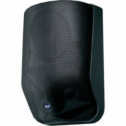 RCF MQ60HB - 2-Way Wall Mount Speaker - Black Product Image 2