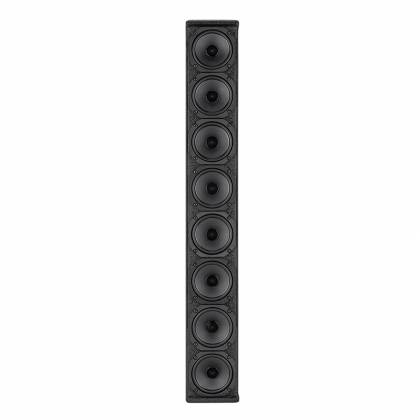 RCF EVOX 12 Active 2 Way Array with Speaker and Subwoofer and 1400W Power  Amplifier
