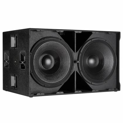 RCF SUB 9007-AS Sub Series 2x21 Inch 7200W Peak Active Subwoofer