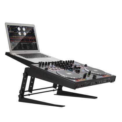 Reloop Controller-Station Adjustable Laptop and DJ Controller Stand controller-station Product Image 3