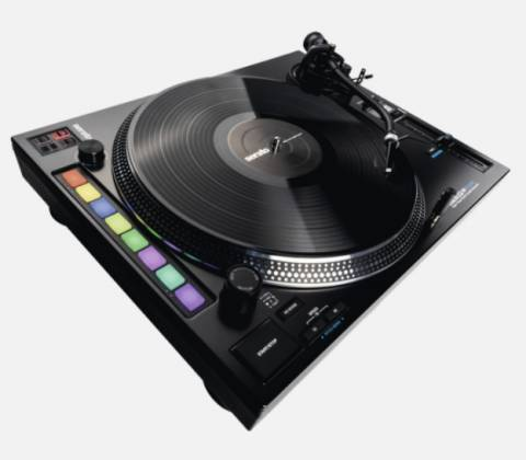 Reloop RP-8000-MK2 Upper Torque Hybrid Turntable with MIDI Feature Section Product Image 12