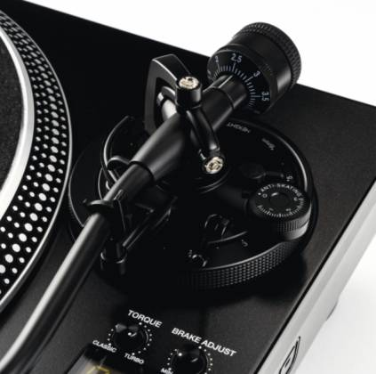 Reloop RP-8000-MK2 Upper Torque Hybrid Turntable with MIDI Feature Section Product Image 17