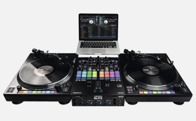 Reloop RP-8000-MK2 Upper Torque Hybrid Turntable with MIDI Feature Section Product Image 18