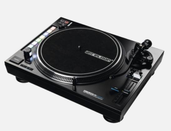 Reloop RP-8000-MK2 Upper Torque Hybrid Turntable with MIDI Feature Section Product Image 9
