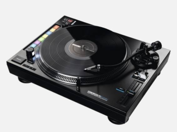 Reloop RP-8000-MK2 Upper Torque Hybrid Turntable with MIDI Feature Section Product Image 10