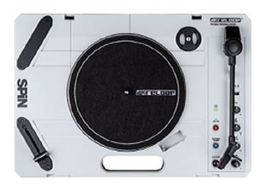 Reloop Spin Portable Turntable Product Image 2