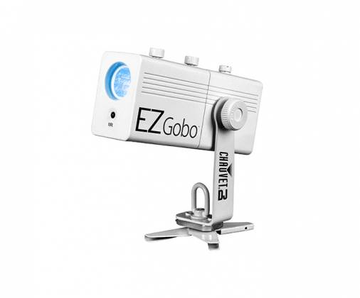 Chauvet DJ EZ Gobo LED Battery Powered Gobo Projector Product Image 5