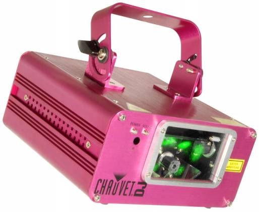 Chauvet DJ Scorpion-Dual FAT Beam Laser with 32 built in Patterns Product Image 9