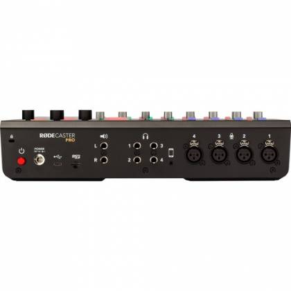 Rode RodeCaster-Pro Integrated Podcast Production Studio Product Image 3
