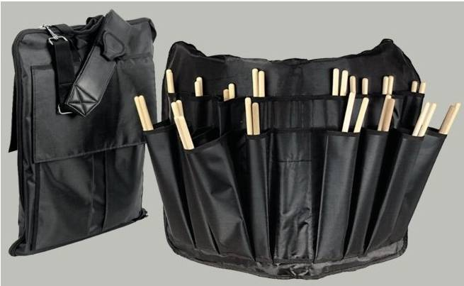 RockBag RB22696B Travelling Drumstick Bag-Discontinued Clearance Product Image 2