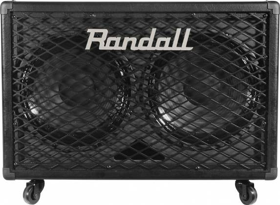 Randall RG212 2x12 100W Guitar Speaker Cabinet Product Image 2