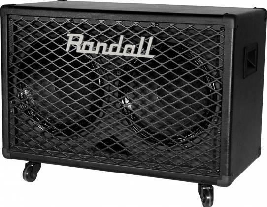 Randall RG212 2x12 100W Guitar Speaker Cabinet Product Image 3