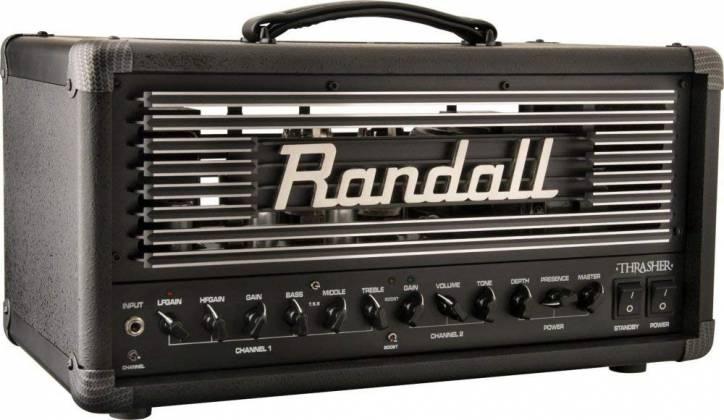 Randall Thrasher50 Guitar Amplifier Head