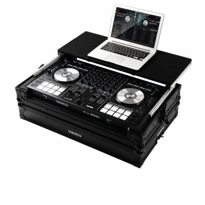 Reloop Mixon 4 MK2 Case with Hand-crafted Wood and Aluminum Construction Product Image 3