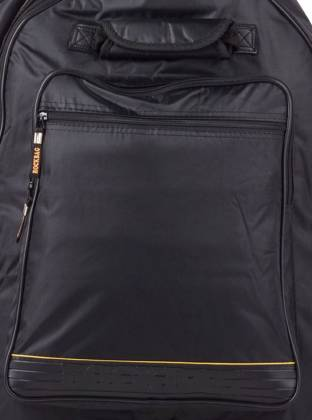 RockBag RB20510B Black Deluxe Acoustic Bass Guitar Bag by Warwick (discontinued clearance) Product Image 12