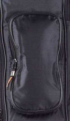 RockBag RB20510B Black Deluxe Acoustic Bass Guitar Bag by Warwick (discontinued clearance) Product Image 13