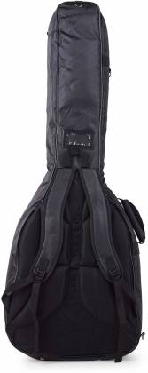 RockBag RB20510B Black Deluxe Acoustic Bass Guitar Bag by Warwick (discontinued clearance) Product Image 3