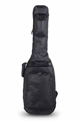 RockBag RB20515B Deluxe Black Bass Guitar Case by Warwick (discontinued clearance) Product Image 4