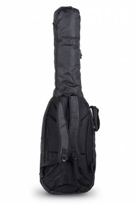RockBag RB20515B Deluxe Black Bass Guitar Case by Warwick (discontinued clearance) Product Image 3