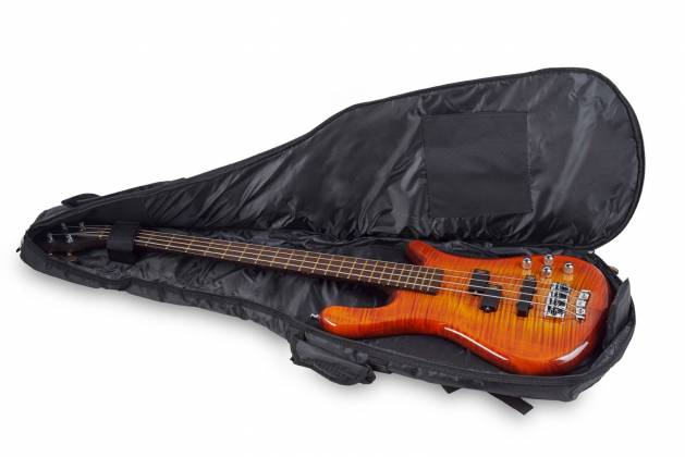 RockBag RB20515B Deluxe Black Bass Guitar Case by Warwick (discontinued clearance) Product Image 6