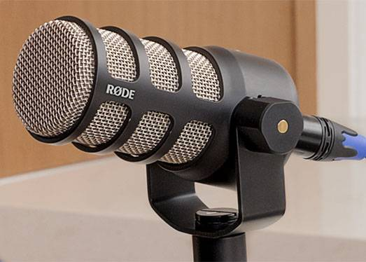 Rode Pod Mic Dynamic Cardioid XLR Mic Perfect for Podcasting pod-mic Product Image 6