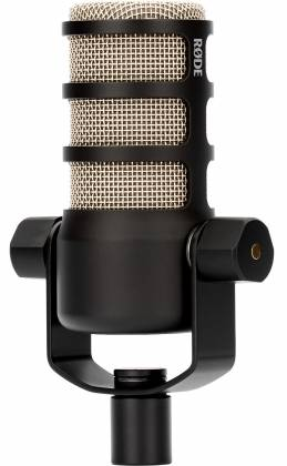 Rode Pod Mic Dynamic Cardioid XLR Mic Perfect for Podcasting pod-mic Product Image 12