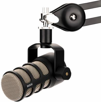 Rode Pod Mic Dynamic Cardioid XLR Mic Perfect for Podcasting pod-mic Product Image 9