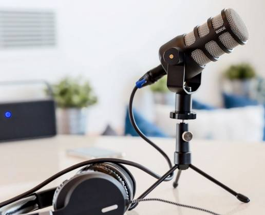 Rode Pod Mic Dynamic Cardioid XLR Mic Perfect for Podcasting pod-mic Product Image 8