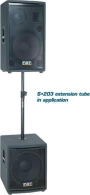 Quiklok S203AM Subwoofer Pole Product Image 3