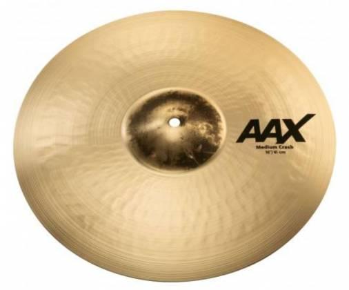 """21608 Sabian AA Series 16/"""" Medium Crash Cymbal"""