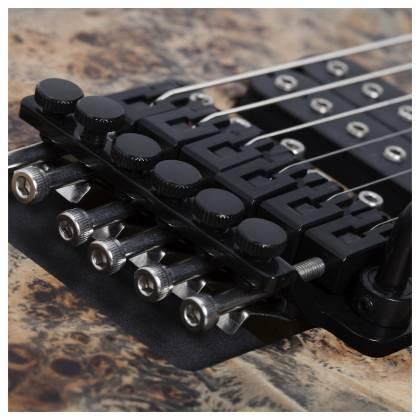 Schecter 1503-SHC Reaper-6 FR 6-String RH Electric Guitar-Satin Charcoal Burst 1503-shc Product Image 9