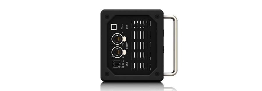 Behringer SD16 16-channel Digital Snake with 16 Remote-controllable Midas-designed Mic Pres and AES50 Network Port sd-16 Product Image 5