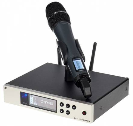 Sennheiser EW100-G 4 945 S A 1 Wireless Handheld Microphone System A1 (470 - 516 MHz) Product Image 3