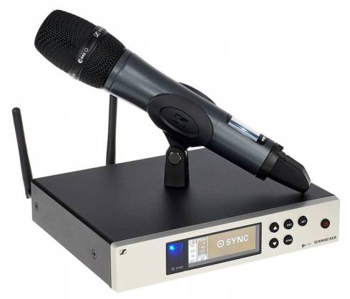 Sennheiser EW100-G 4 945 S A 1 Wireless Handheld Microphone System A1 (470 - 516 MHz) Product Image 4