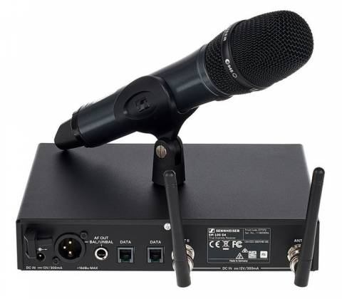 Sennheiser EW100-G 4 945 S A 1 Wireless Handheld Microphone System A1 (470 - 516 MHz) Product Image 5