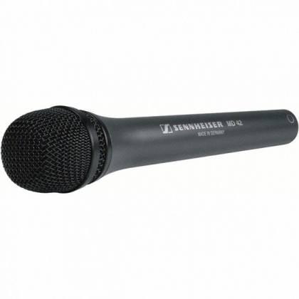 Sennheiser MD 42 Handheld Omnidirectional Dynamic Microphone  Product Image 2