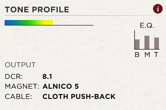 NEW! Seymour Duncan SCPB-1 Vintage Tele Single Coil P-Bass Alnico 5 Pickup