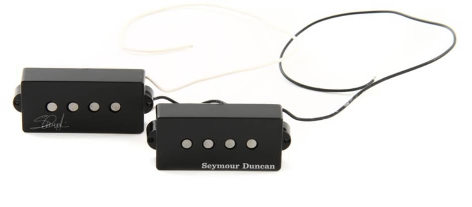 Seymour Duncan 11402-13 SPB-4 Steve Harris Signature P-Bass Pickup Product Image 8