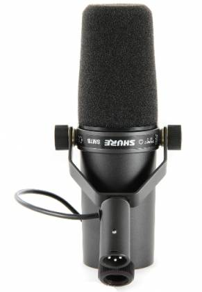 Shure SM7B Dynamic Vocal Microphone with Windscreen and Yoke Mount sm-7-b Product Image 6
