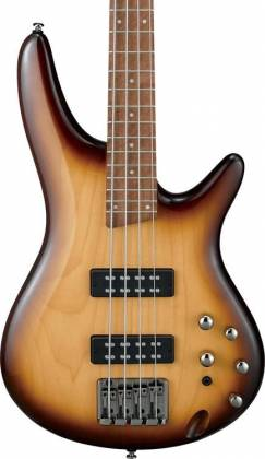Ibanez SR370E-NNB 4 String RH Bass Guitar - Natural Browned Burst Product Image 5