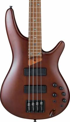 Ibanez SR500E-BM 4 String RH Bass Guitar - Brown Mahogany Product Image 7