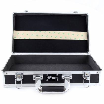 Stagg UPC500 ABS Case for Guitar Effect Pedals 16290 Product Image