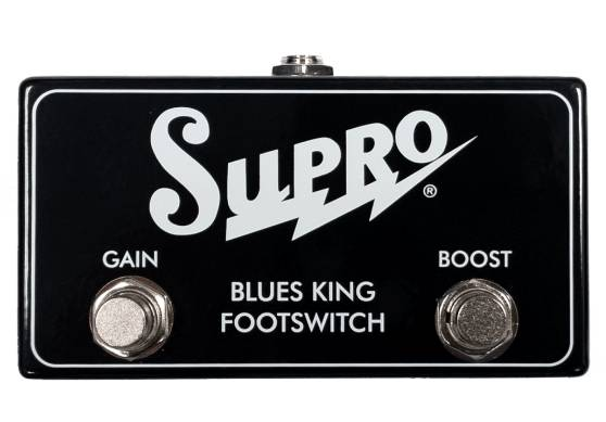 Supro SF4 Blues King Gain and Boost Footswitch Product Image 2