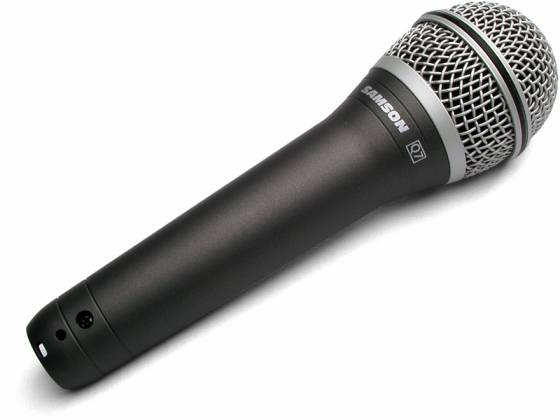 Samson Q7 Supercardioid Dynamic Microphone Product Image 2